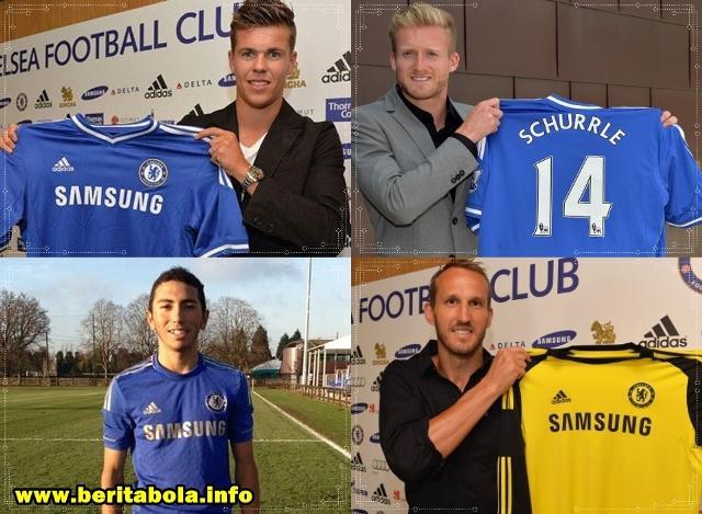 ... pemain baru untuk musim depan 2013 2014 sejauh ini sudah ada 4 pemain