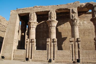荷力斯神廟 Horus, 艾德夫, Edfu