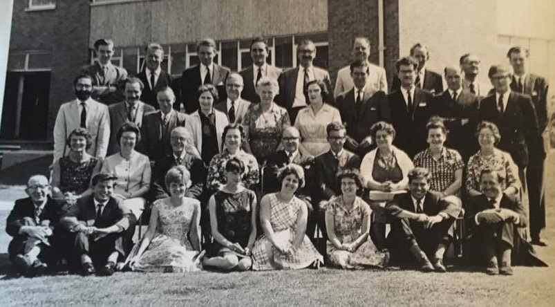 Manor Court Teachers 1965