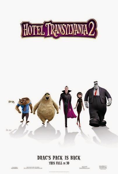 Film Hotel Transylvania 2 2015