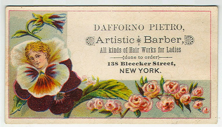 Bleecker Street Barber NY