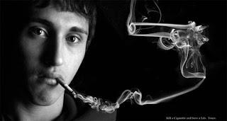 Iklan Kreatif Anti Merokok