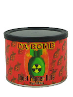 Da Bomb Ghost Pepper Nuts