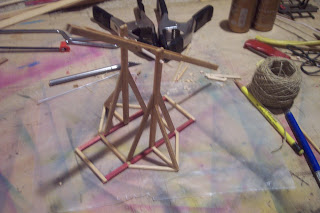 How to Build a Trebuchet for Warhammer