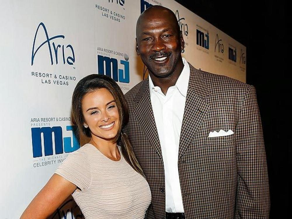 Michael Jordan & Wife Yvette Prieto Expecting 1st Child