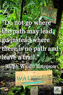 Inspirational Quote - Ralph Waldo Emerson