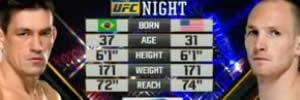 Vídeo da luta - Demian Maia x Ryan LaFlare