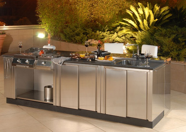 Outdoor Kitchen Modular