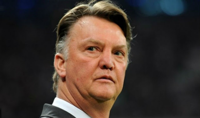`Concerned` Louis Van Gaal Urges Manchester United To Keep Fighting