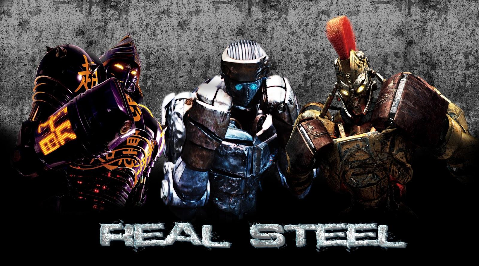 reel steel wallpaper - photo #5