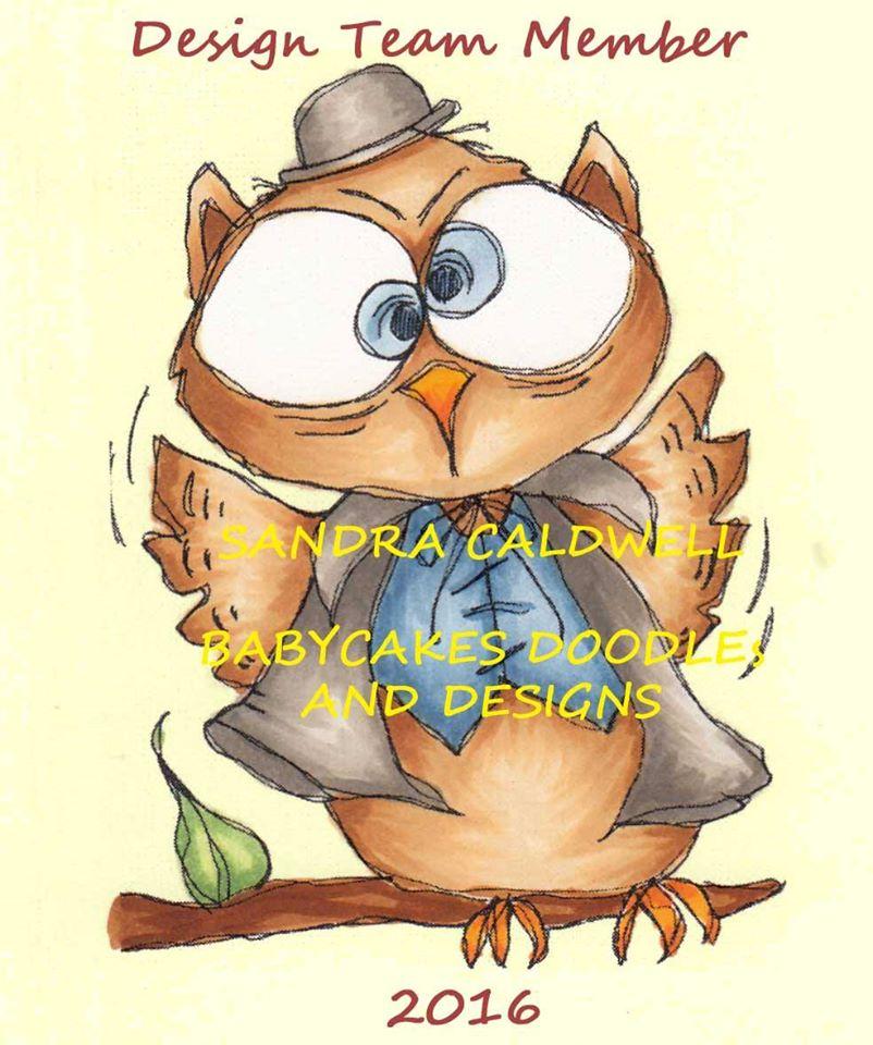 Babycakes Doodles & Designs DT
