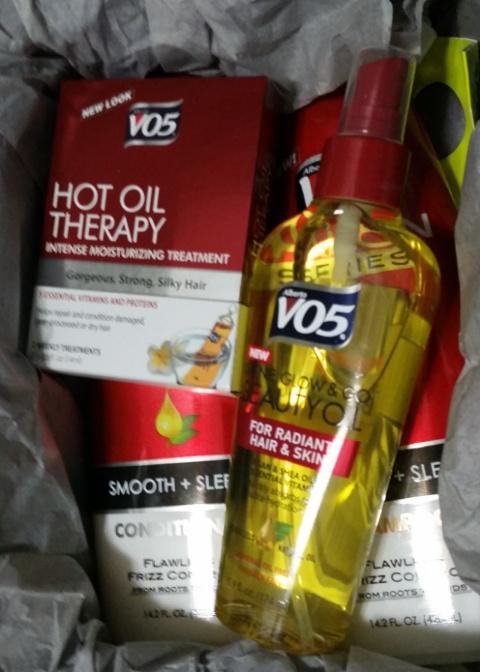 alberto vo5  products
