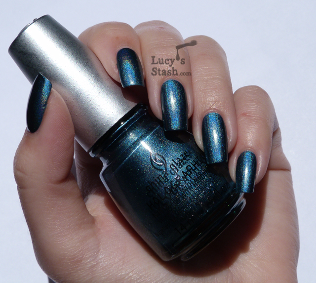 Lucy's Stash - China Glaze Take a Trek