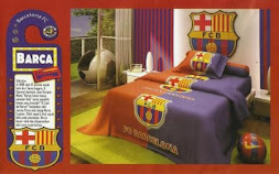 Bedcover Barcelona