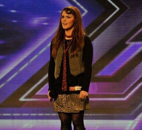 Carolynne Poole The Climb X Factor Audition 2011