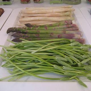 3 jenis asparagus