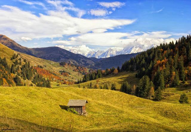 Haute-Savoie, Alpes