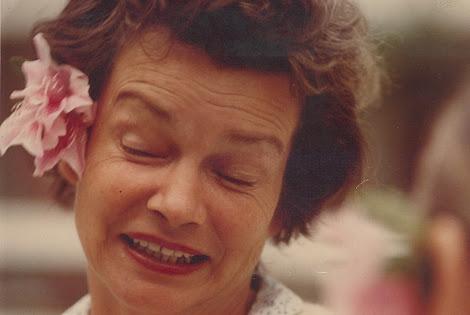 Mom loved an azelea