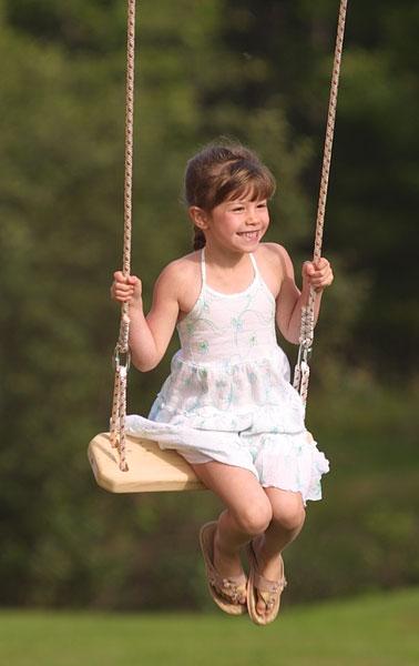 Getting into swinging