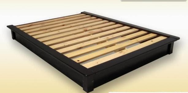 Bases de camas todo tipo de acabados y estilos mueble de - Bases de camas de madera ...