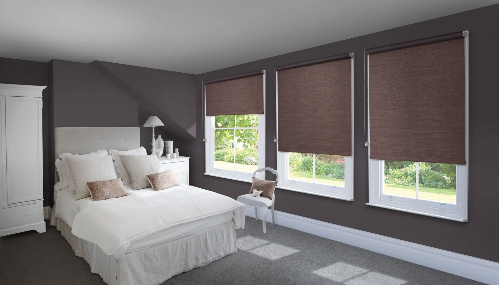 Blinds 4 less modern roller blinds - Estores en el corte ingles ...