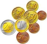 Uma moeda em queda livre