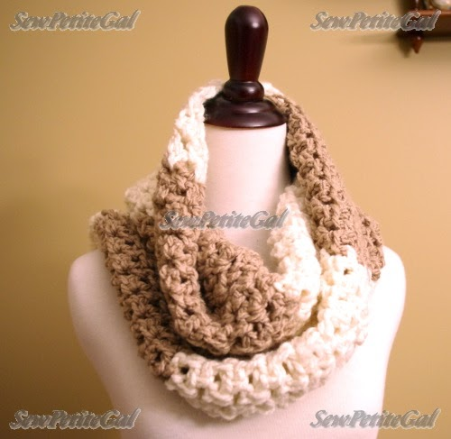 Knitting Or Crocheting Better : Sewpetitegal chunky scarf mania knitting and crocheting
