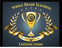 whole brain teaching, certified whole brain teacher, WBT