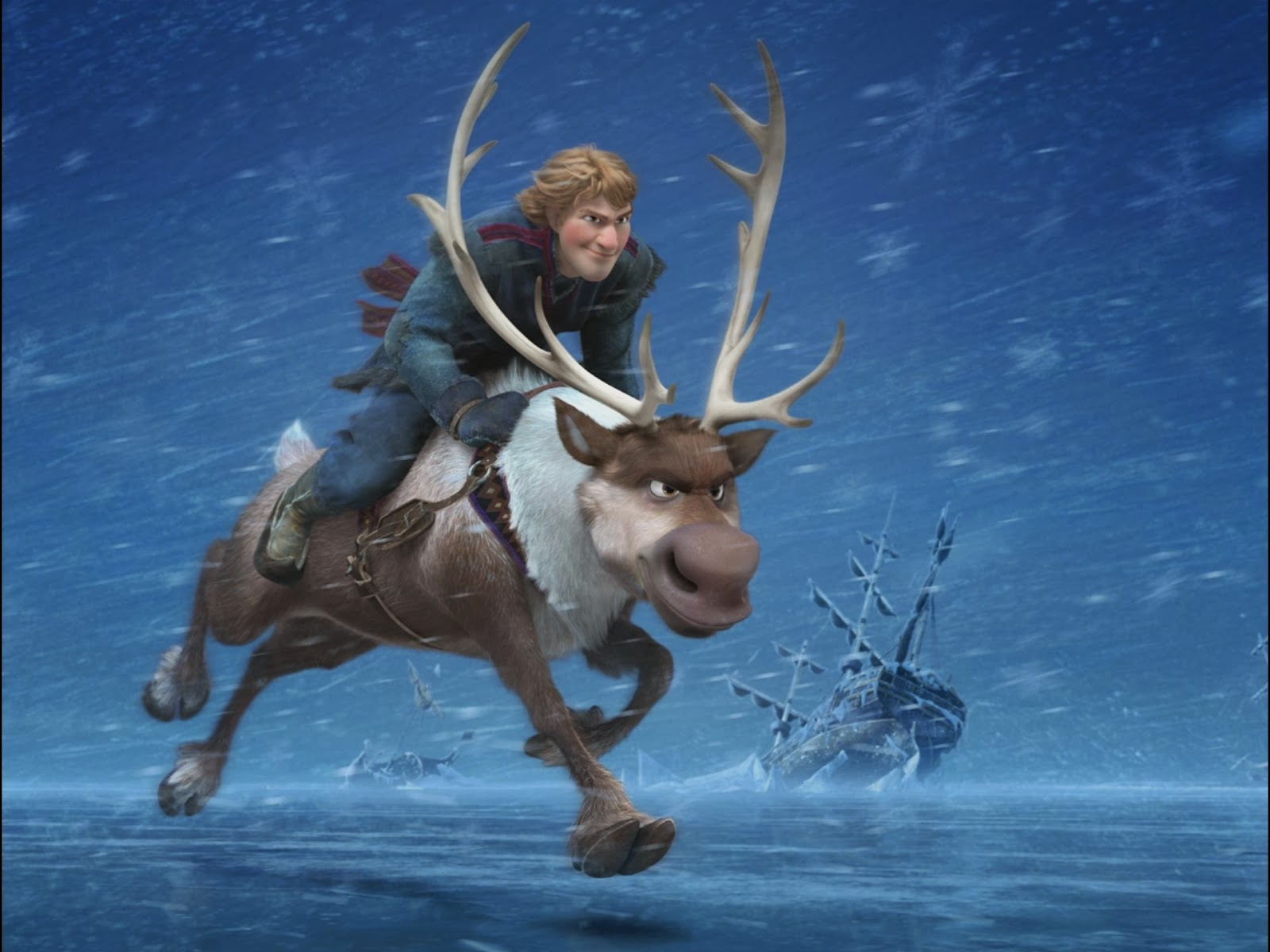 kristoff frozen photo - photo #34