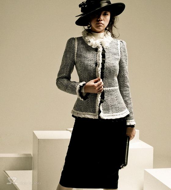 Fashion Trend Asian Korean Victorian Fashion Style