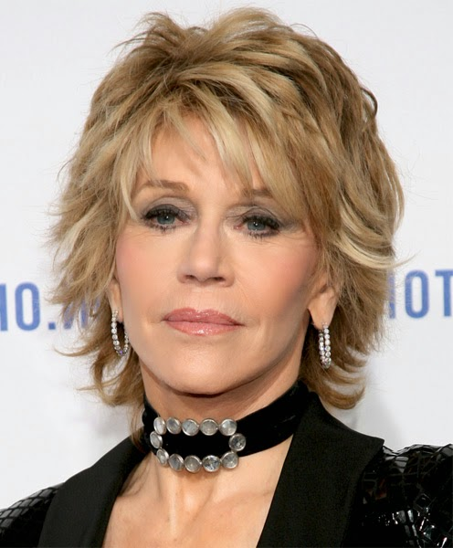 how to short hairstyles for women over 40
