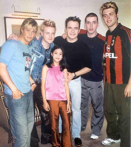 lirik lagu i have a dream westlife feat sherina lirik