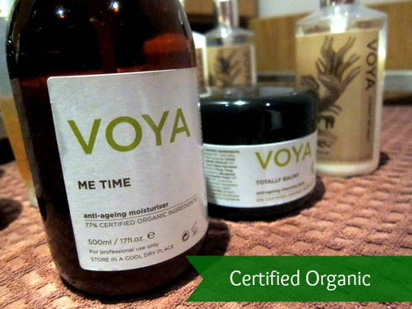 Voya Products at Rochestown Lodge Spa