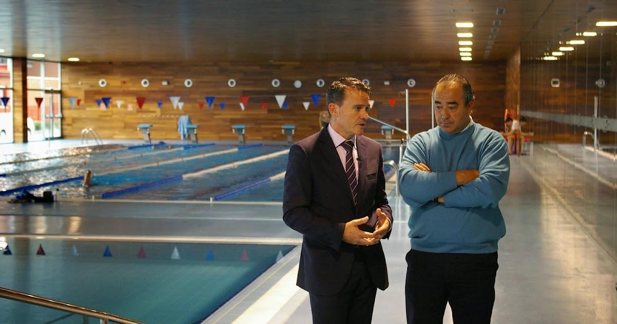 Toledo news el director general de deportes de la junta for Piscina cubierta illescas