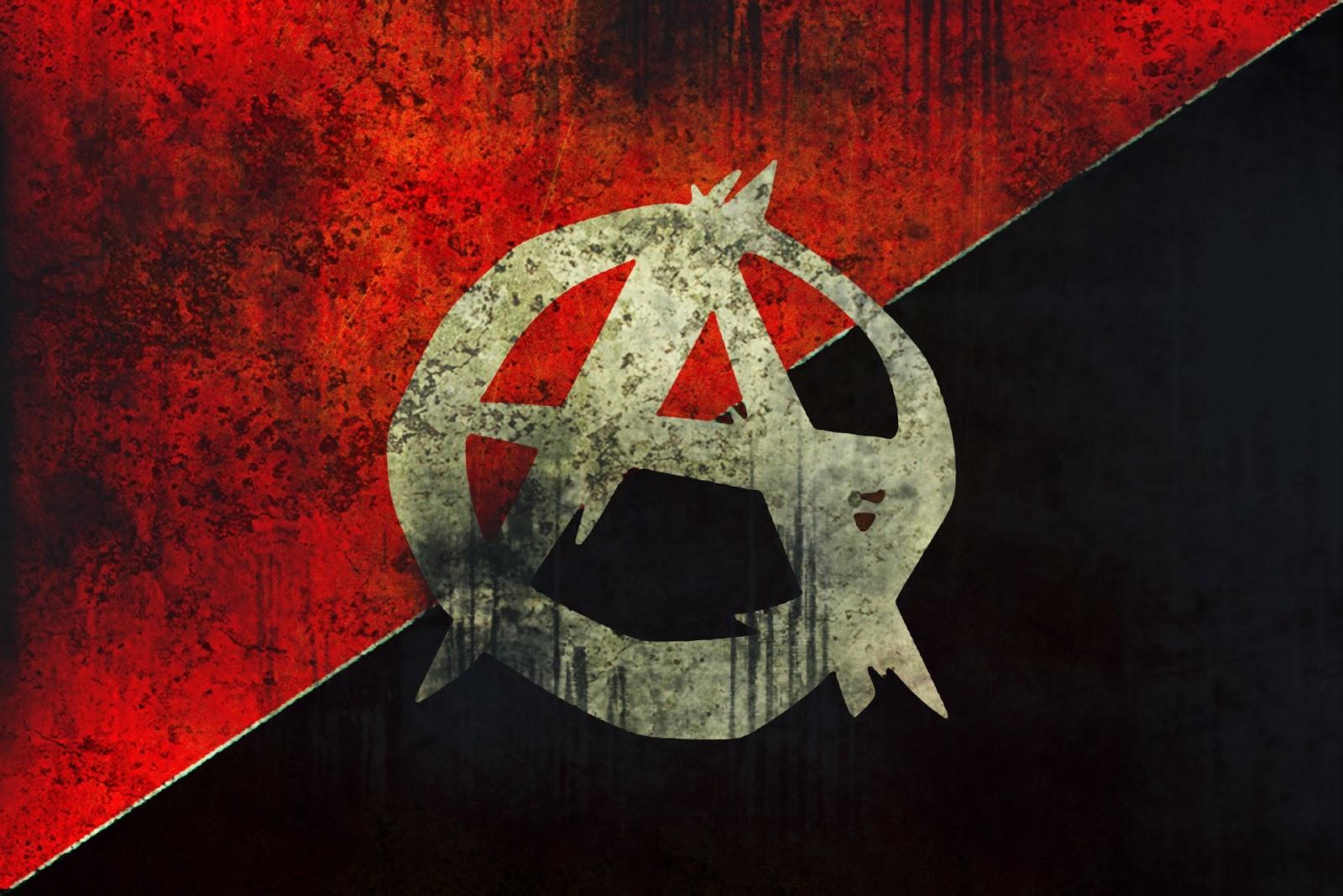 Bandera anarquista