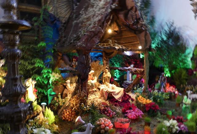 Weihnachtskrippe in der Kathedrale Sé, Funchal