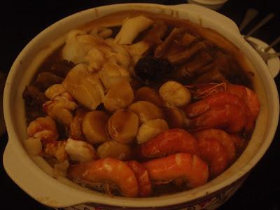 百鸟归巢盆菜