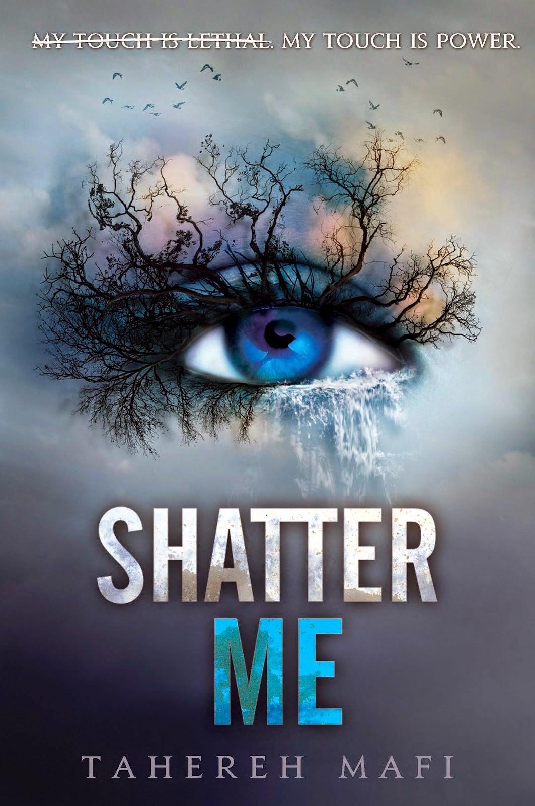 http://www.goodreads.com/book/show/10429045-shatter-me