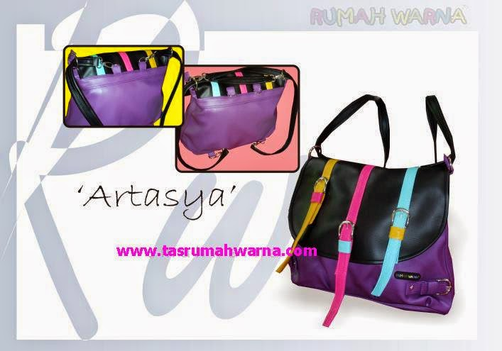 Artasya Hitam ungu