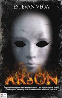 Arson Cover Feature: Ashes by Estevan Vega
