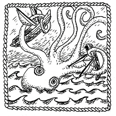 Kraken illustration