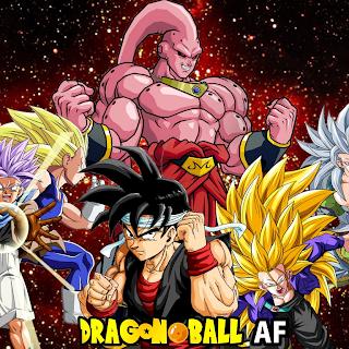 DragonBall AF — La Última Saga