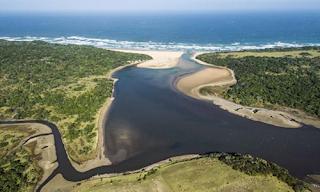 Trộn nước sông với nước biển tạo ra điện năng