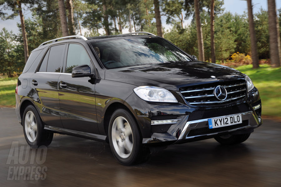 Mercedes ml 350 cdi vcarreviews for Mercedes benz ml 350 2008