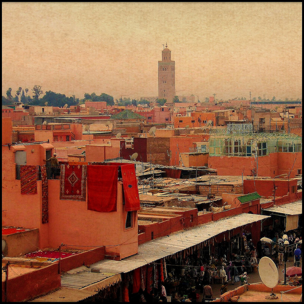 Marrakech Morocco  City pictures : morocco capital: Morocco Capital | Marrakech Red City