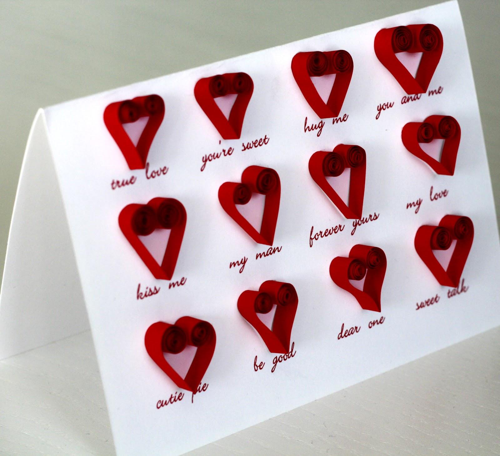 Siebenbergen: By my Valentine!