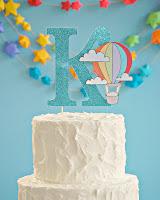 Balloon Cake Topper4
