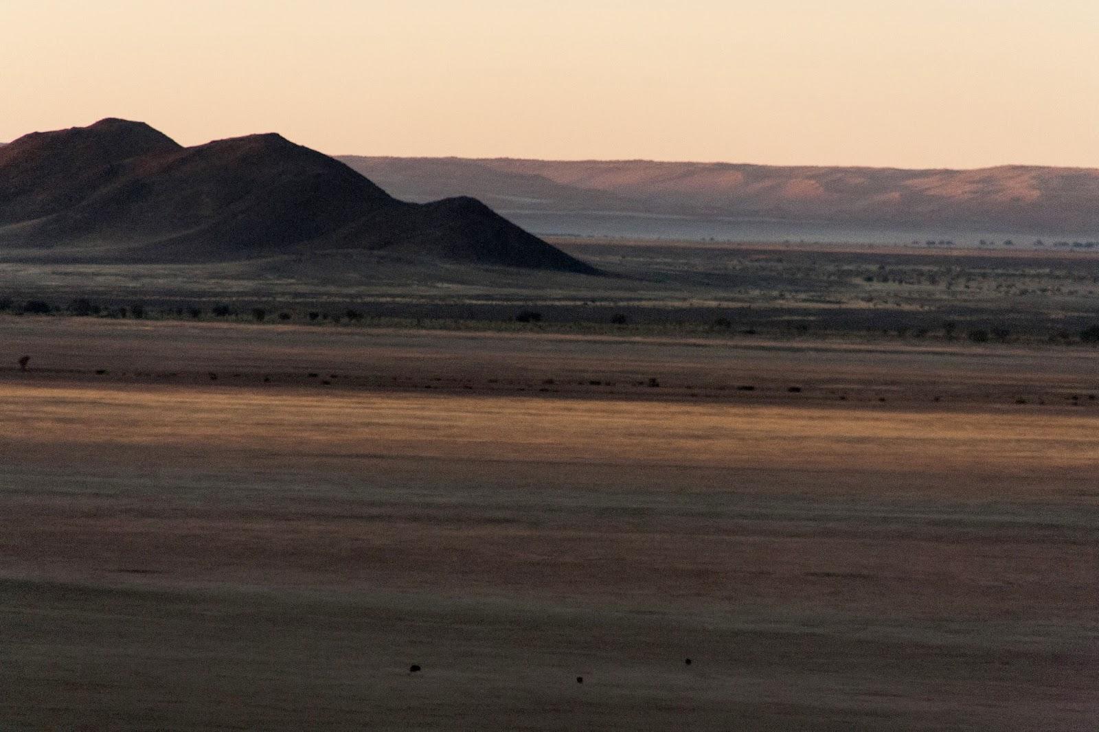 sunrise kulala namib desert namibia