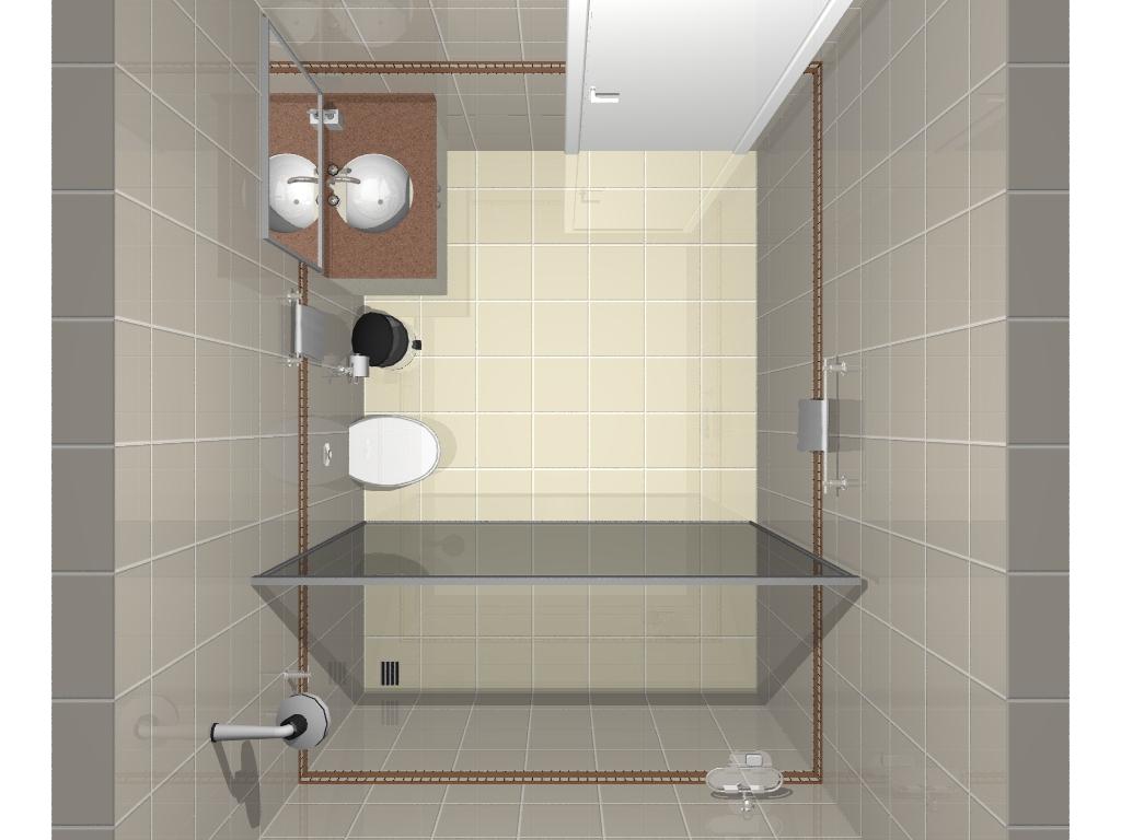 Projeto Banheiro 1 ~ Móveis Planejados #684E3D 1024 768