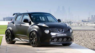 Nissan Is Planning To Create The ' Monsters ', Juke-R Nismo!